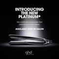 ghd PLATINUM+ STYLER - 新鉑金 智能離子夾 經典白/黑 限量冰川藍 (女人我最大 吳依霖)