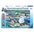 【現貨】Ravensburger 飛機場 100片 德國進口拼圖 兒童玩具