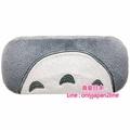 【真愛日本】16091100004眼鏡盒-灰龍貓    龍貓 TOTORO 豆豆龍   眼鏡盒  收納盒