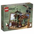 正版全新樂高 LEGO 21310 IDEAS 系列 Old Fishing Store 老漁屋
