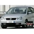 汽車改裝精品 福燦日行燈Polo 日行燈 02~05年 VW-006 帶走價