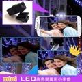mini LED超高亮度萬用夾燈 迷你燈光師單車 / 釣魚 / 狩獵 工作燈CL011