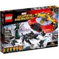 """  宅媽科學玩具 日安高雄  LEGO""""76084""""The Ultimate Battle for Asgard"""