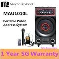 Martin Roland MAU1010L Portable Voice Amplifier PA System  Public Address Speaker