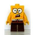 LEGO人偶 BOB007 SpongeBob-Shocked Look 樂高綜合系列【必買站】 樂高人偶