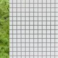 สติ๊กเกอร์ฝ้าติดกระจก แบบมีกาวในตัว ตารางขาว (หน้ากว้าง 90cm ยาว5เมตร