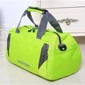 運動健身包足球單肩包行李斜跨包女圓筒訓練包