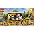 樂高 LEGO 創意系列 Creator 31052 Vacation Getaways 渡假露營車