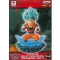 七龍珠超World Collectable Diorama vol.1[1.超saiya人上帝超saiya人孫悟空] auc-toysanta