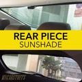 Honda Stream 2nd Gen 2006 - 2014 Rear Sunshade