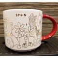 西班牙帶回星巴克限定聖誕城市杯