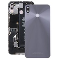 Back Cover with Camera Lens for Asus Zenfone 5 / ZE620KL(Silver)