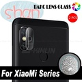 FSDZ 2 PCS Back Camera Lens Tempered Glass For Xiaomi Mi 8 SE A2 A1 6X 5X 5S Plus Mix 2S Redmi Note 5 6 Pro AI S2 Protector Protective Film