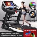 LATEST 2019 MODEL! Pepu Foldable Treadmill For TM-621 600 K5 Motorized Treadmill Singapore