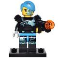 必買站 LEGO人偶 COL16-3 樂高人偶抽抽包系列 賽博格生化人 71013_3