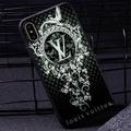 三星Galaxy IPhone LV Louis Vuitton 標誌印花手機殼