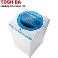TOSHIBA東芝9公斤直立式洗衣機 星湛藍 AW-E9290LG