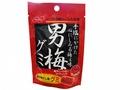日本 Nobel 諾貝爾~ 男梅軟糖(38g)
