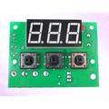 【UCI電子】 (3-7) XH-W1601新溫度控制器高精度 PID溫控板 半導體製冷 PID加熱