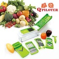 派樂-多功能切菜器12件組(1入)切絲器 切割器 蔬果調理器