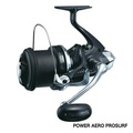 ◎百有釣具◎SHIMANO POWER AERO  PROSURF 標準/太系/極太 遠投捲線器~日製品!