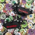 BREMBO ⚠️保證正品⚠️ 黑底紅字 對四卡鉗 煞車 對四 卡鉗 四活塞 來令片 煞車皮