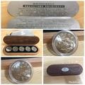 台灣錢幣民國89年10元硬幣 - 2000年千禧年紀念幣精製木盒裝
