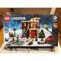 LEGO 10263 Creator Expert 系列 冬季消防局