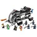 Lego Movie 70815 樂高玩電影 70815 Super Secret Police Dropship