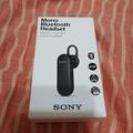 Sony mbh20 藍牙耳機