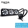 【Fractal Design】 Celsius S36一體式水冷散熱器 360 mm