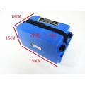 (含運)超威鋰電池 60v20ah BA BH款(26650汽車級電芯)送5A快速充電器110v-220v寬電壓 鐵鋰