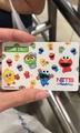 Sesame Street Ezlink Card
