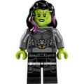 🌐 樂高 LEGO 76081 超級英雄系人偶 SH388 葛摩拉 Gamora - Silver Armor