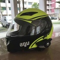 AGV Compact with Sena 20S Evo