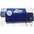 『 Zumuga_art 』 英國牛頓 學生級 藍鐵盒塊狀水彩12色 24色  固體水彩