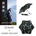 """Blunt +Karen Walker 聯名傘 限量版 """"絢麗鳥印花""""圖騰折傘"""