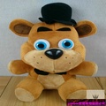 YW. 新款 五夜後宮玩具熊的午夜後宮 4five nights at freddy 毛絨公仔 泰迪熊 交換禮物 玩具熊