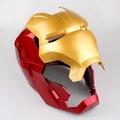1:1 鋼鐵人頭盔 面罩感應電動開啟 可發光 COSPLYA專用