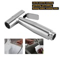 Stainless Steel Hand Held Toilet Bidet Sprayer Bathroom Shower Water Spray Head