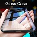 Transparent Glass Case for OPPO R11S Plus Cover Full Protection HD Clear Tempered Glass Back Cover Casing for OPPO R11S plus housing