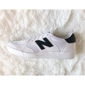 New Balance 300 CRT300 黑白 白底黑N 白色 反光 熊貓 帆布鞋 CRT300GH