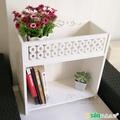 【Osun】DIY木塑板 桌上花架放納架(CE178- HJ005)