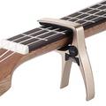 Mini Size Professional tring Guitar Capo, Ukulele Capo - intl