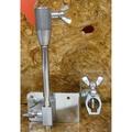 【魚戰釣具】雅泰興 K2025白鐵漁網座+升降桿