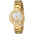 Citizen Eco-Drive Womens EM0322-53Y Citizen L Sunrise Analog Display Gold Watch - intl