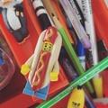 Lego minifigures 71008-熱狗人