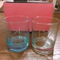 全新 agnes.b 水杯組 玻璃杯 情侶 對杯 水杯 小b