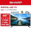 "Sharp 32"" Inch Digital Smart LED TV 32SA4500"