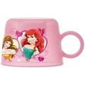 大賀屋 迪士尼 公主 水壺 蓋杯 杯子 水瓶 小美人魚 灰姑娘 長髮公主 白雪公主 貝兒 日貨 正版 J00010997